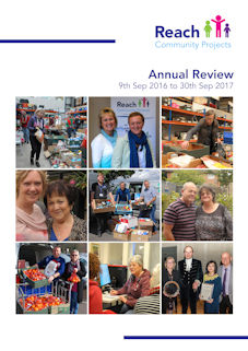 Front cover - Annual Review 20